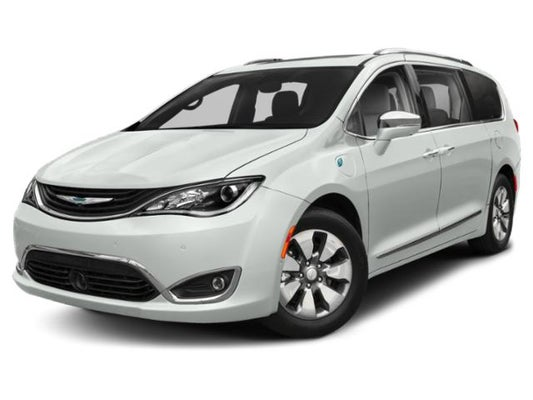 2019 Chrysler Pacifica Hybrid Limited In Lakeville Mn Jeff Belzer S