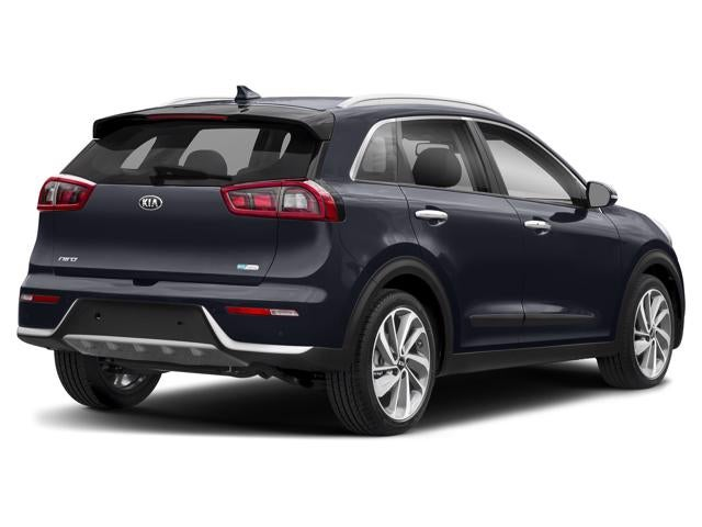 Certified 2018 Kia Niro LX with VIN KNDCB3LCXJ5204694 for sale in Lakeville, Minnesota