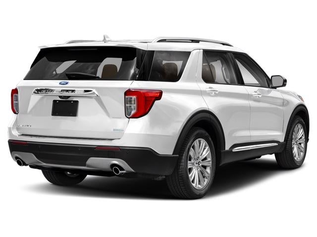Used 2020 Ford Explorer Limited with VIN 1FM5K8FW1LGA81270 for sale in Lakeville, Minnesota