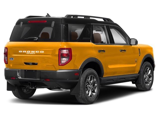 Used 2021 Ford Bronco Sport Badlands with VIN 3FMCR9D96MRA51472 for sale in Lakeville, Minnesota
