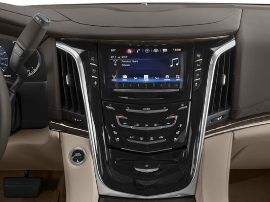 2016 Cadillac Escalade Esv Luxury In Lakeville Mn Jeff Belzer S
