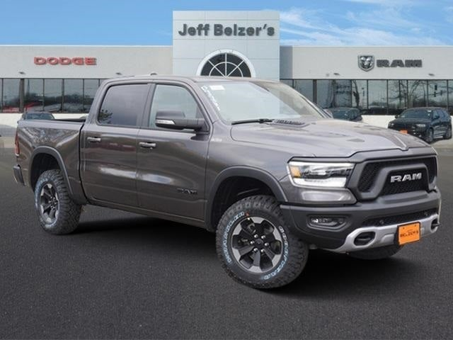 2019 Ram 1500 Rebel Crew Cab 4x4 5 7 Box Jeff Belzer S Specials