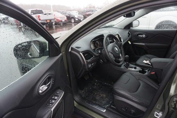 Jeff Belzer Kia >> 2020 Jeep Cherokee Limited Lakeville MN | Burnsville Apple Valley Prior Lake Minnesota ...