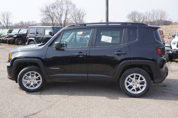 Jeff Belzer Kia >> 2019 Jeep Renegade Sport Lakeville MN | Burnsville Apple Valley Prior Lake Minnesota ...