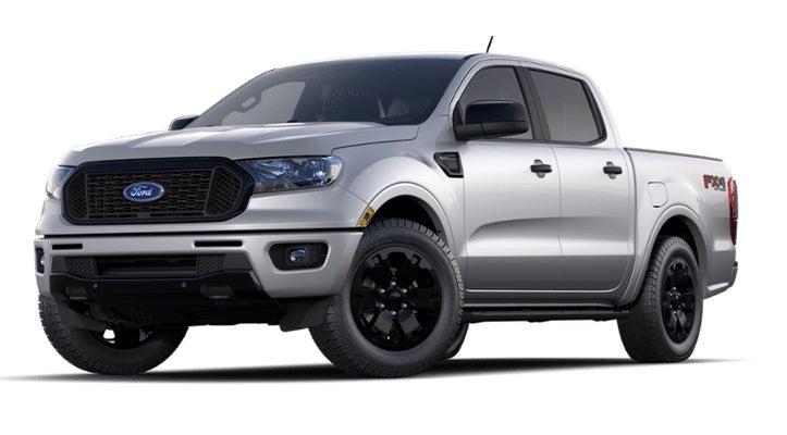2020 Ford Ranger XLT FX4 Black Appearance Lakeville MN ...