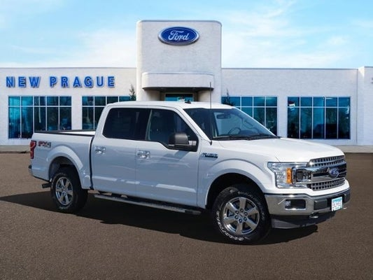2020 Ford F 150 Xlt Chrome Appearance Lakeville Mn Burnsville