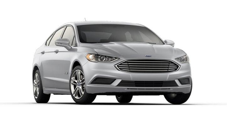 2018 Ford Fusion Hybrid Se Lakeville Mn