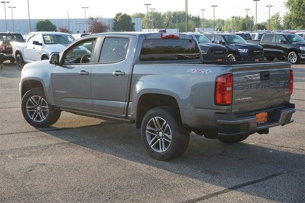 Jeff Belzer Kia >> 2021 Chevrolet Colorado Work Truck Lakeville MN | Burnsville Apple Valley Prior Lake Minnesota ...
