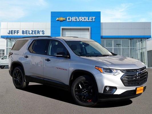 2020 Chevrolet Traverse Premier Redline Lakeville Mn Burnsville