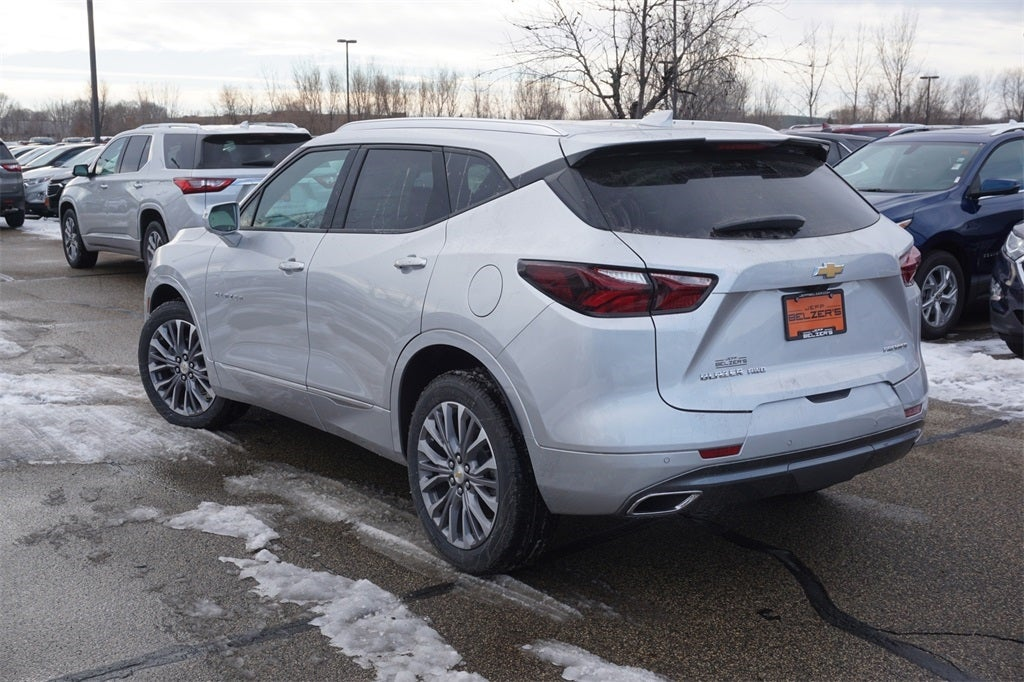 2019 Chevrolet Blazer Premier Lakeville Mn Farmington Apple Valley