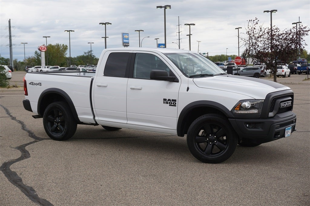 Certified 2019 RAM Ram 1500 Classic Warlock with VIN 1C6RR7GGXKS670551 for sale in Lakeville, Minnesota