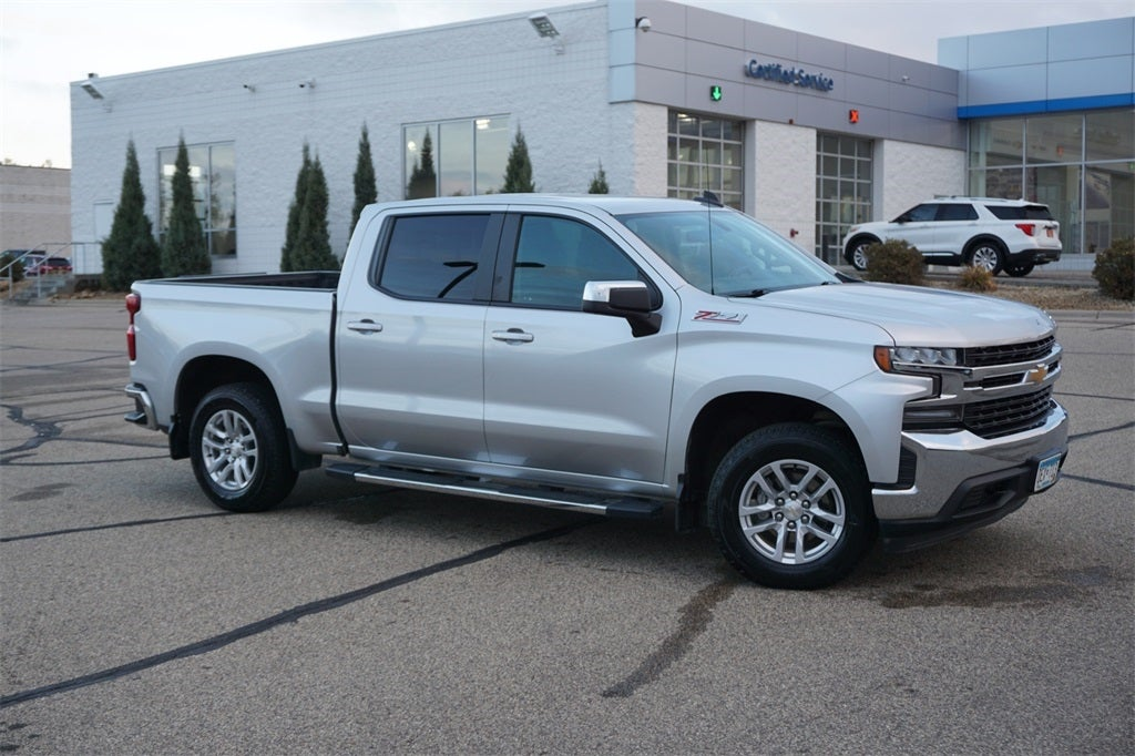 Certified 2019 Chevrolet Silverado 1500 LT with VIN 3GCUYDED4KG121948 for sale in Lakeville, Minnesota