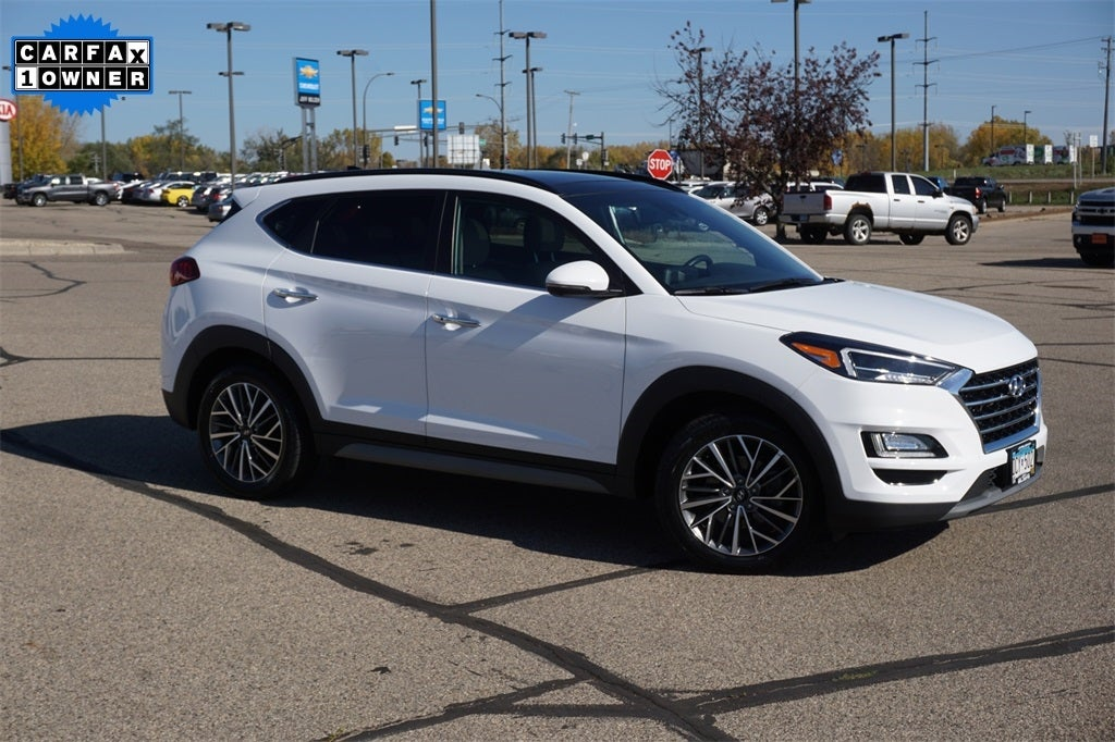 Used 2019 Hyundai Tucson Sport with VIN KM8J3CAL8KU991705 for sale in Lakeville, Minnesota