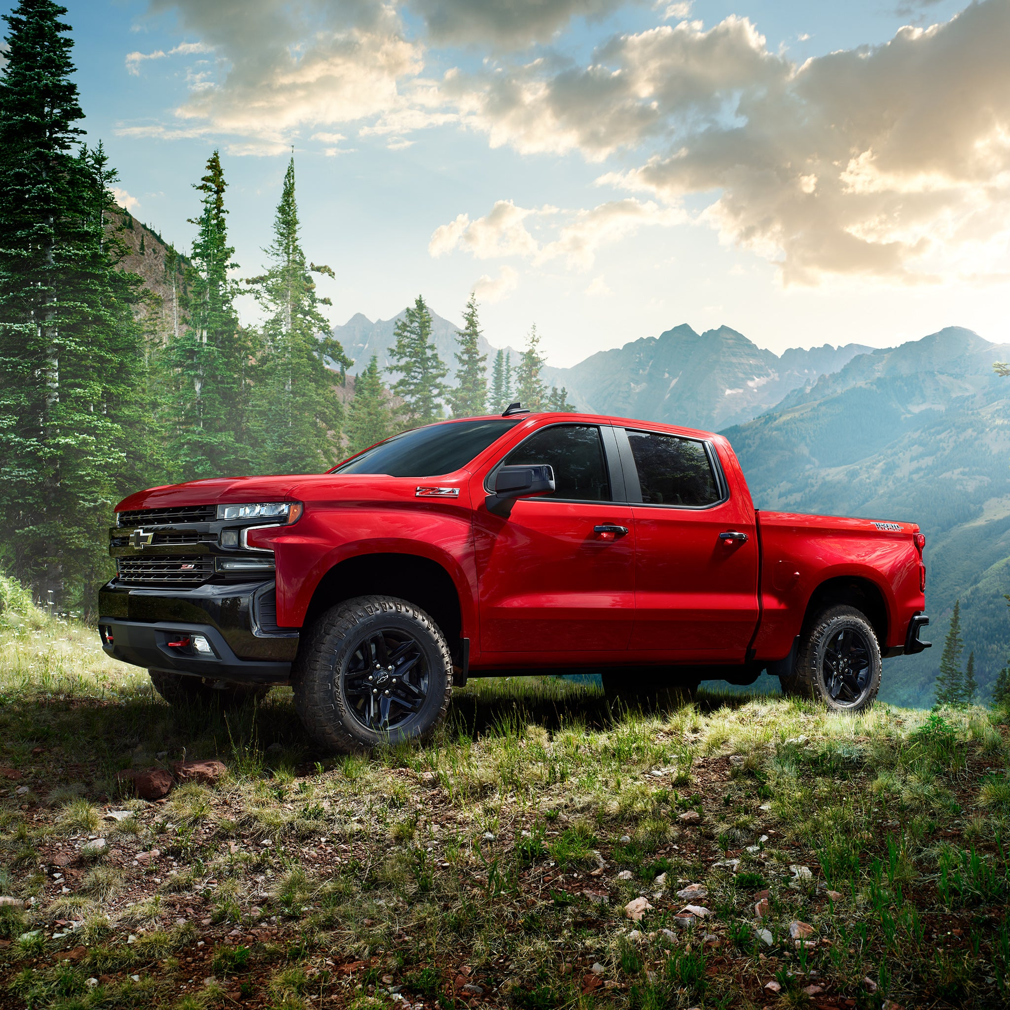 2019 Chevrolet Silverado 1500 Chevrolet Silverado 1500 Trim Levels Features Specs In Lakeville Mn