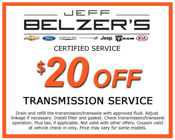 jeff belzer coupons